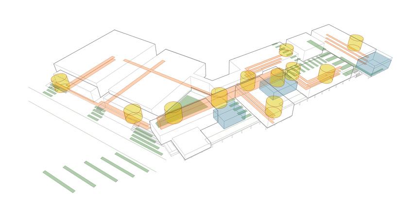 Building schematic.