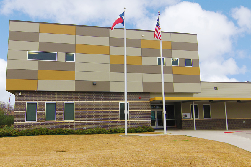 Photo of Peak Preparatory School in Dallas.