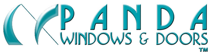 Panda Windows & Doors logo.