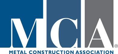 Metal Construction Association logo.