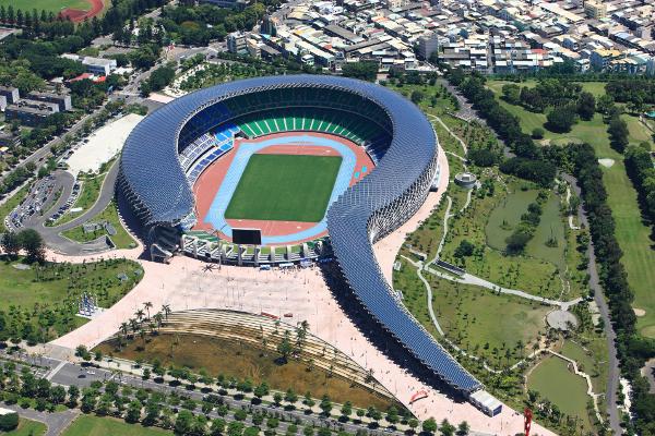 Taiwan Stadium.
