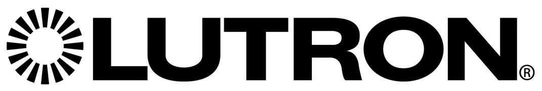 Lutron logo.