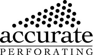 Accurate Perforating Logo.