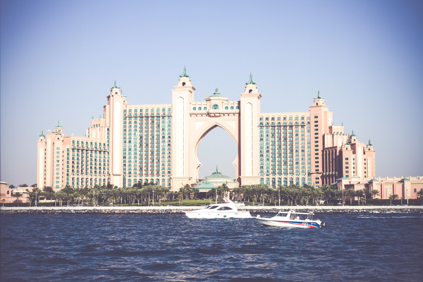Atlantis Resort & Residences in Dubai