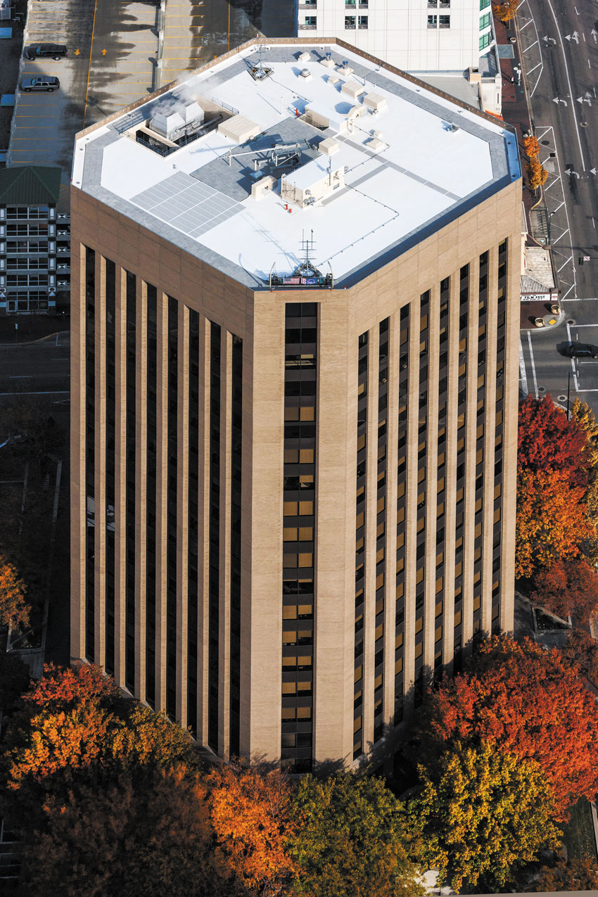 U.S. Bank building in Boise, Idaho