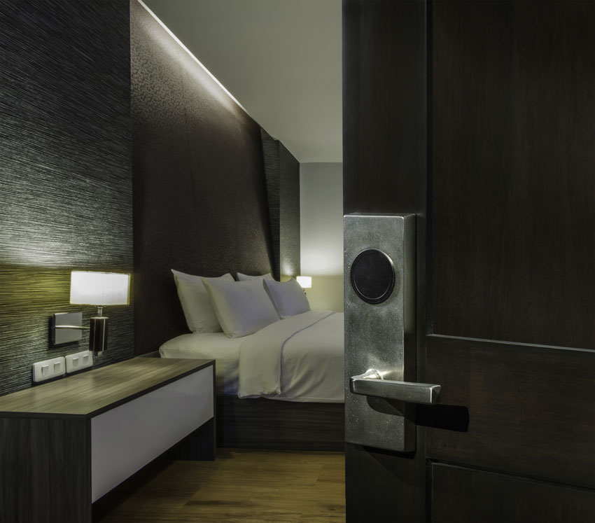 luxury contemporary hotel