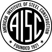 AISC logo.