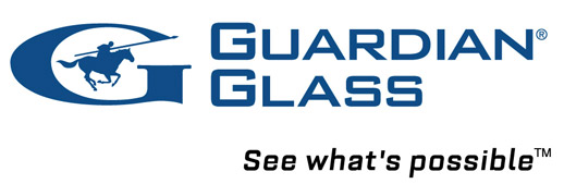 Guardian Glass logo.