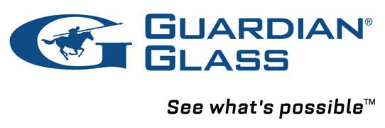 Guardian Glass logo.
