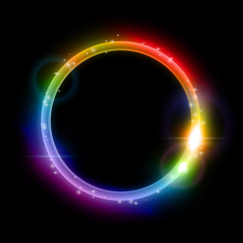 Photo of Rainbow Energy Ring