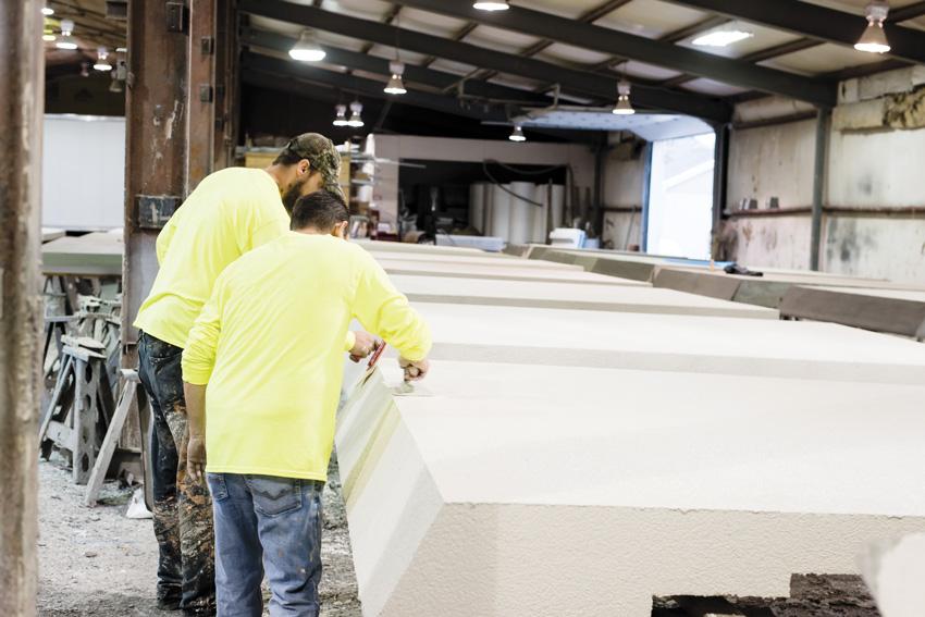 Ce Center Prefabricated Eifs Clad Wall Panel Assemblies