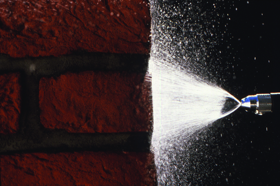 Water-Repellency and Efflorescence Control in Masonry