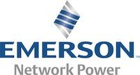 Emerson logo.