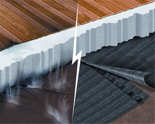 Vapor Control:  Considerations for Designers and Specifiers