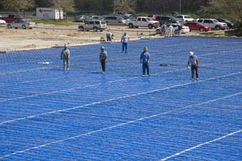 Under Concrete Slab Vapor Barriers:  Essential Protection from the Ground Up