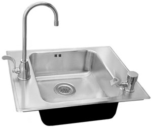 Photo of a sink