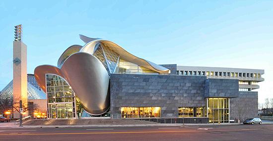 Art Gallery of Alberta in Edmonton, Canada.