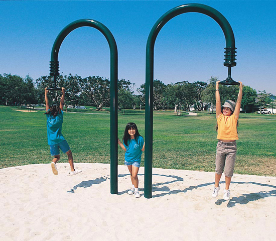 Through physical outdoor play, children learn to use muscles and to plan, coordinate, and create new movements.