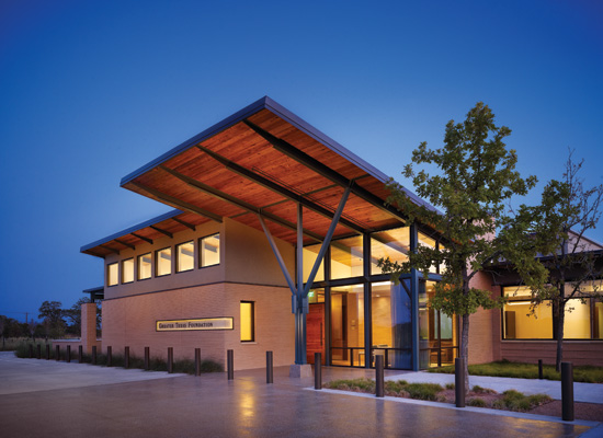 Greater Texas Foundation, Bryan, Texas