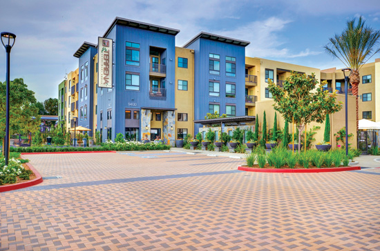 Three Green Globes Terrena – Northridge, California Architect: TCA Architects Developer: Northwestern Mutual Life Insurance Company
