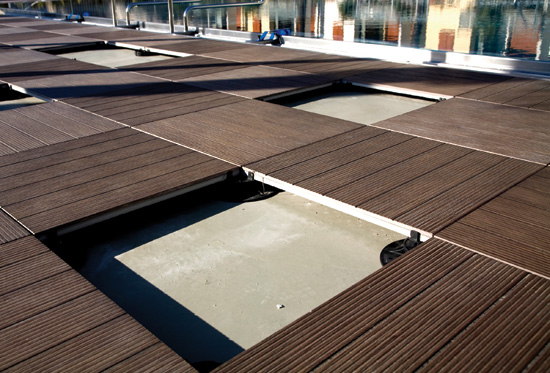 Porcelain Pavers Can Contribute To Leed Points In Several Areas