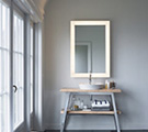 Lighting the 24-Hour Bathroom: Options for Health, Comfort and Sustainability