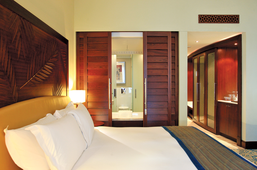 Hospitality settings have a variety of needs to assure that guest comfort and services are achieved and enhanced by the building design.