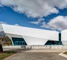 High-Performance Building Enclosure Design for a Net-Zero Ready Habitat for Sub-Zero Wildlife