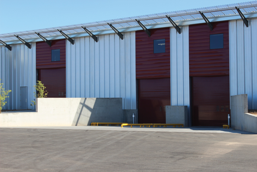 Selecting insulated rolling doors that exceed code standards can be part of a green building rating submittal.