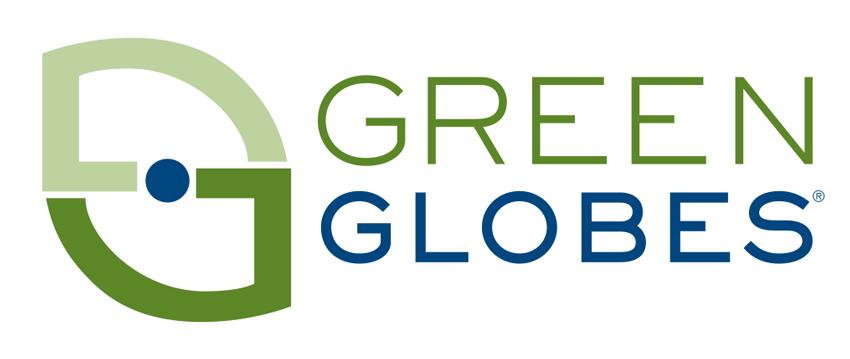 Green Globes logo.