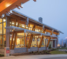 Creating a New Path for Forest Products In Green Buildings