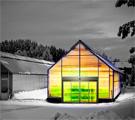 Energy-Efficient Automatic Sliding Doors