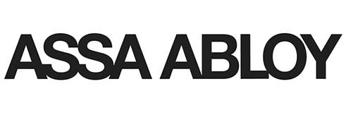 ASSA ABLOY logo.