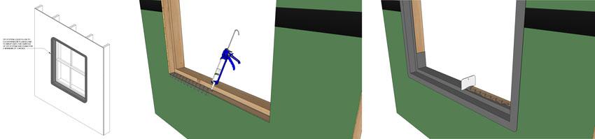 Window openings animation image