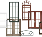 Aluminum-Clad Windows and Traditional Wood-Frame Windows