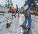 SBS-Modified Bitumen Roofing