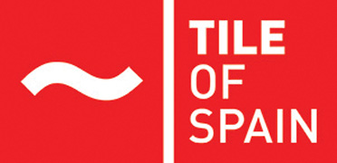Tile of Spain logo.
