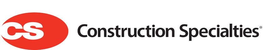 Construction Specialties logo.