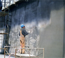 Concrete Waterproofing with Crystalline Technology