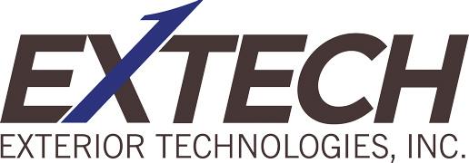EXTECH Exterior Technologies, Inc. logo.