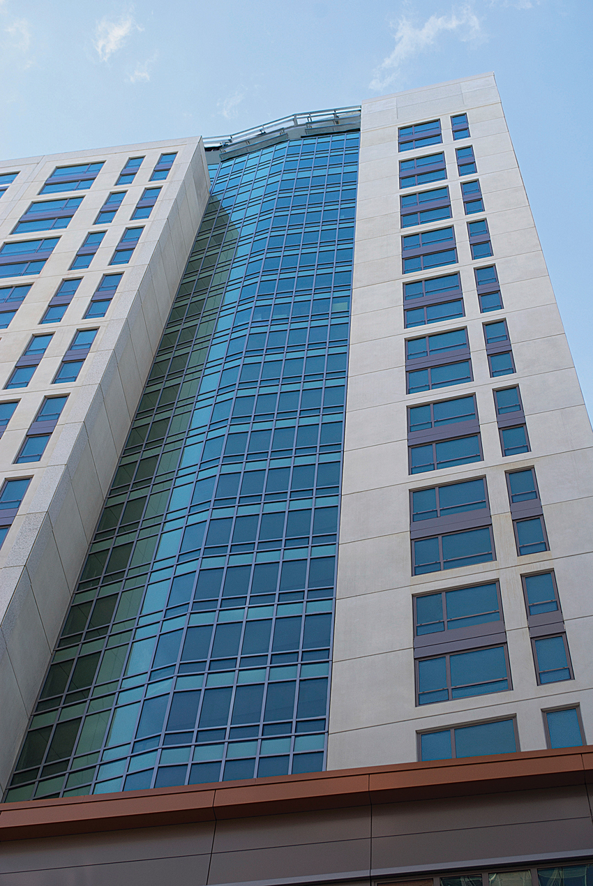 Photo the Kensington building in Boston.