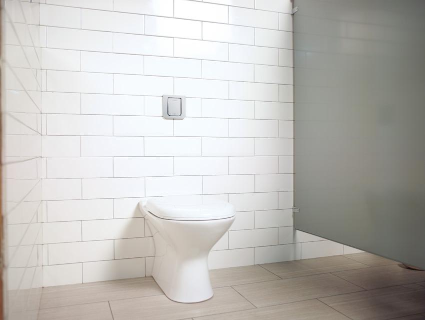 Photo of a flushomenter toilet.