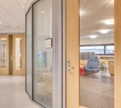 Keeping the Beauty in High-Performance Areas with High-Pressure Decorative Laminate Doors