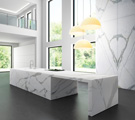 Large-Size Porcelain Slabs for Building Surfaces