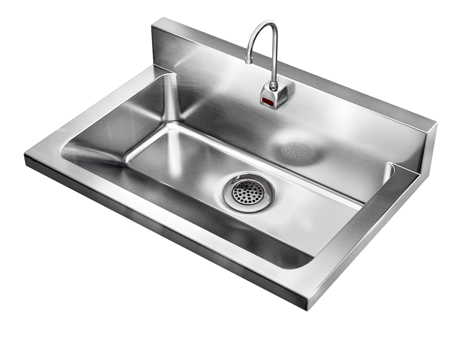 Photo of ADA compliant sink