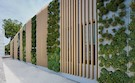 Composite Wood Products in Cladding and Architectural Trim