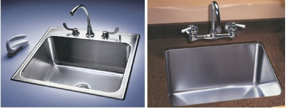 Photo of sinks