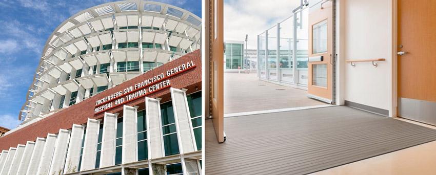 Zuckerberg San Francisco General Hospital and Trauma Center in San Francisco