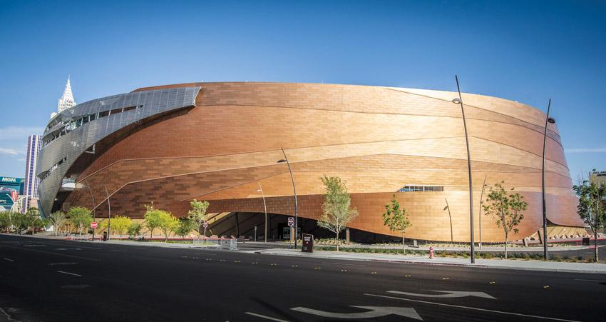 T-Mobile Center in Las Vegas