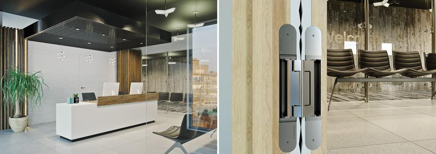 fully functional doors